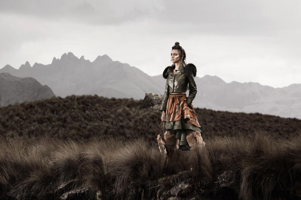 Andean Warrior